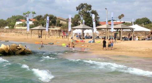 חוף ים שבי ציון