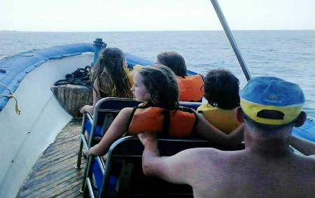 טיולי שייט ספארי ים בצפון - סיור מרגש