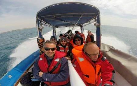 טיולי שייט ספארי ים בצפון - פעילות למשפחות