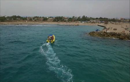 ספארי ים - חוף שבי ציון