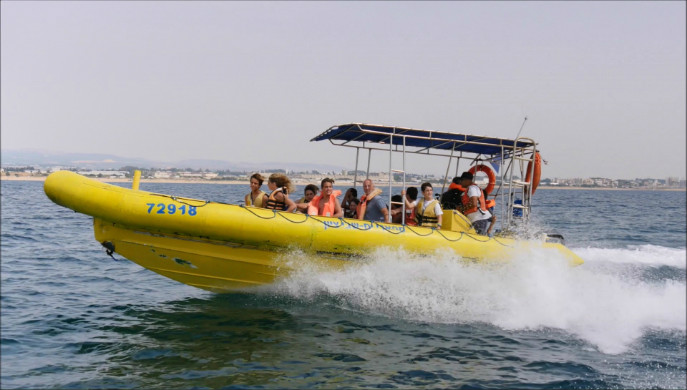 ספארי ים - מסלולי שייט בצפון