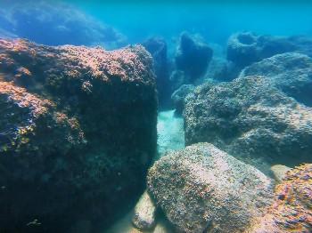 אתרי צלילה - מערות אכזיב