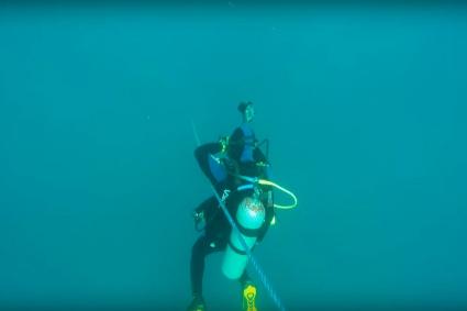צלילה בצפון - הסטיל אחי כידון 1