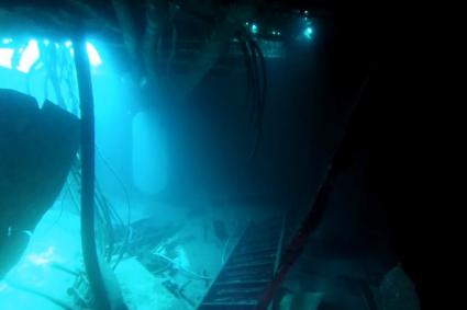 צלילה בצפון - הסטיל אחי כידון 2