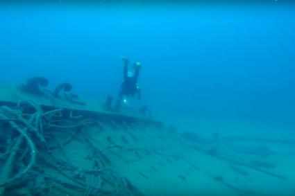 צלילה בצפון - הסטיל אחי כידון 3