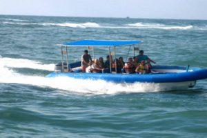 טיולי שייט ספארי ים בצפון - סירת הטורנדו