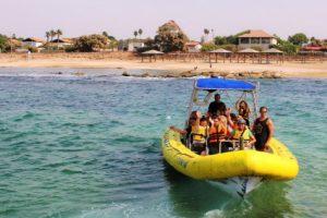 פעילות לקבוצות וארגונים - שייט בסירת טורנדו